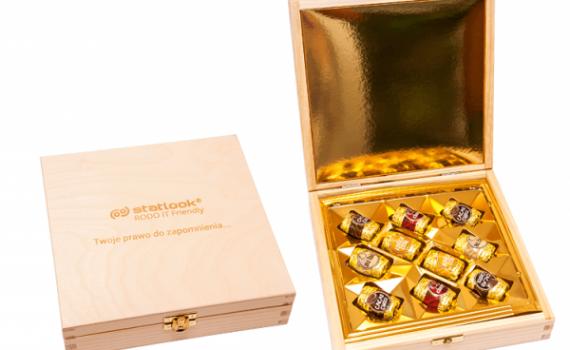 Barrels Chocolate Box