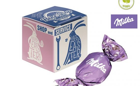 Easter mini promo-cube